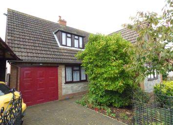 Thumbnail 3 bed detached bungalow for sale in Luckington Road, Filton, Bristol
