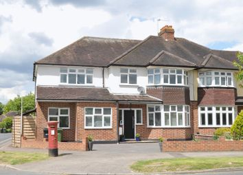 Thumbnail 4 bed semi-detached house for sale in Craddocks Avenue, Ashtead