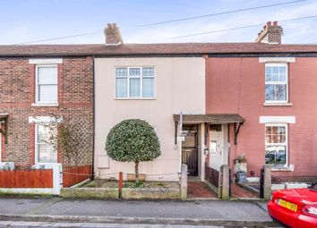 Thumbnail 3 bed terraced house for sale in Village Road, Alverstoke, Gosport