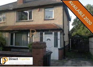 3 bed shared accommodation to rent in Hartley Avenue, Leeds LS6