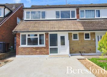 Thumbnail 4 bed semi-detached house for sale in Willow Close, Broomfield, Chelmsford, Essex