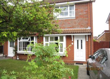 Branthill Croft, Hillfields, Solihull B91. 2 bed semi-detached house