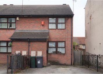 Thumbnail 2 bed town house for sale in Bridge Street, Barnsley