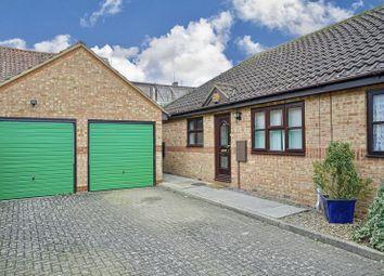 Thumbnail 2 bed semi-detached bungalow for sale in Mondela Place, Stilton, Cambridgshire.