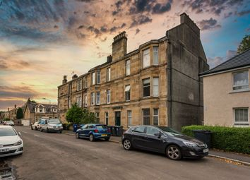 Thumbnail 1 bed flat for sale in 34 1/2 Kelburne Drive, Paisley