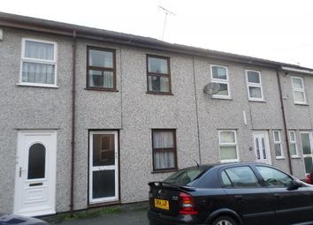 Thumbnail 1 bed terraced house to rent in 6, Assheton Terrace, Caernarfon