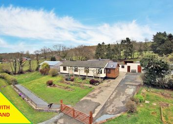 Thumbnail 4 bedroom bungalow for sale in Crossgates, Llandrindod Wells