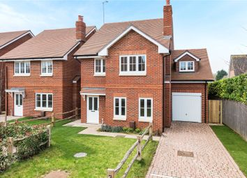 Thumbnail 5 bed detached house for sale in The Paddocks, De Port Heights, Corhampton, Southampton