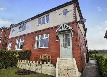 Thumbnail 2 bed semi-detached house for sale in Fairfield Avenue, Brown Edge, Stoke-On-Trent