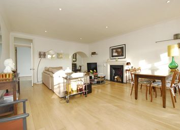 Thumbnail 4 bed flat to rent in Cleveland Square, London