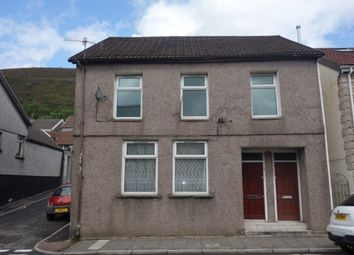 Thumbnail 2 bed flat to rent in Miskin Road, Tonypandy