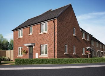 Thumbnail 3 bedroom detached house for sale in Dragonfly Chase, Ilchester, Somerset