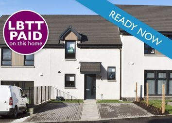 Thumbnail 2 bed terraced house for sale in 6 Acremoar Drive, Off The A922/South Street, Kinross