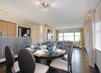 Thumbnail 3 bed flat to rent in St. John's Wood Park, London