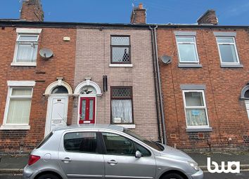 Thumbnail 2 bed terraced house for sale in 16 Henry Street, Stoke-On-Trent