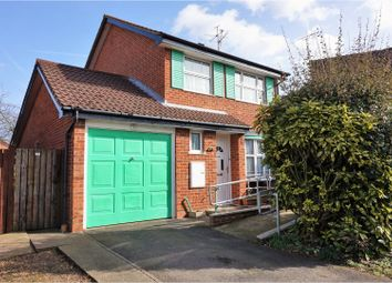 Thumbnail 3 bed detached house for sale in Kendal Close, Farnborough