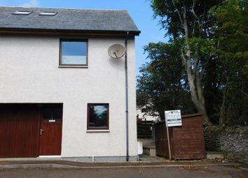 Thumbnail 2 bed semi-detached house for sale in Ormlie Hall Gardens, Ormlie Road, Thurso, Caithness