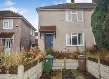 Thumbnail 2 bed semi-detached house for sale in Langford Road, Mansfield
