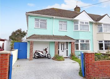 Thumbnail 5 bed semi-detached house for sale in Newton Nottage Road, Porthcawl