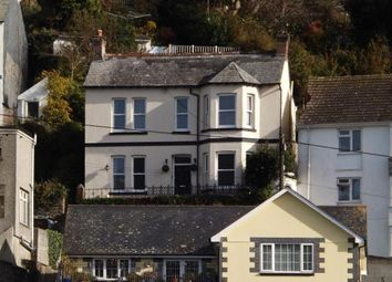 Thumbnail 4 bed detached house for sale in Looe, Cornwall, England