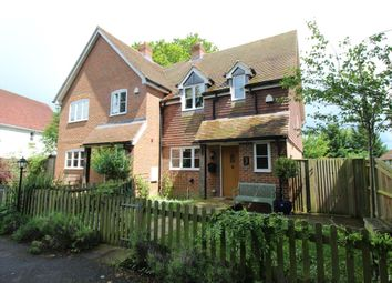 Thumbnail 2 bed semi-detached house for sale in Wickham Cottages Stockbridge Road, Sutton Scotney, Winchester