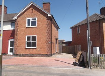 Thumbnail 3 bed semi-detached house for sale in Carpe Road, Leicester