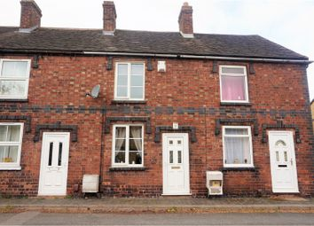 Thumbnail 2 bedroom terraced house for sale in Chapel Street, St Georges Telford