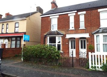 Thumbnail 3 bed semi-detached house for sale in Park Road, Kempston, Bedford, Bedfordshire
