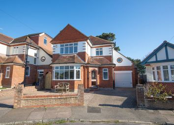 Thumbnail 4 bed detached house for sale in Norman Crescent, Shoreham-By-Sea