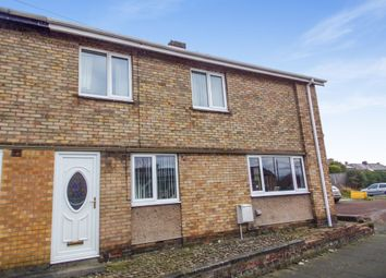 Thumbnail 2 bedroom semi-detached house for sale in Whitefield Crescent, Pegswood, Morpeth