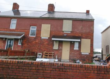 Thumbnail 3 bed semi-detached house for sale in Eastgate, Scotland Gate, Choppington, Northumberland