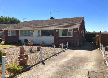 Thumbnail 2 bed semi-detached bungalow for sale in Ballater Close, Ipswich
