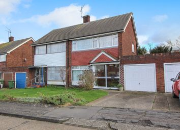 3 bed semi-detached house for sale in Mount Close, Wickford SS11