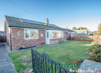 Thumbnail 2 bed detached bungalow for sale in Lea Road, Catfield, Great Yarmouth