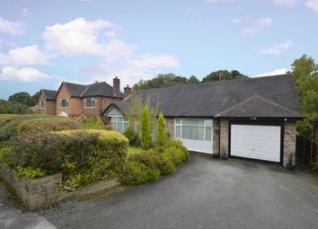 Thumbnail 3 bedroom detached bungalow for sale in Barnhill Avenue, Prestwich, Manchester