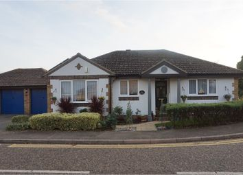 Thumbnail 3 bed detached bungalow for sale in Wick Farm Road, St Lawrence