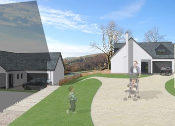 Thumbnail 4 bed detached house for sale in Fort Road, Kilcreggan, Helensburgh