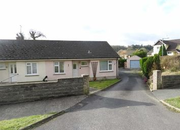 Thumbnail 2 bed semi-detached bungalow for sale in Glanyrafon, Cenarth, Newcastle Emlyn
