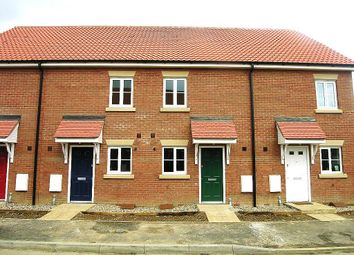 Thumbnail 3 bedroom terraced house to rent in Castle Gardens, Kesgrave, Ipswich