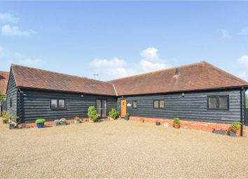 Thumbnail 3 bed barn conversion for sale in Stondon Road, Ongar