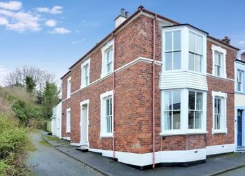 Thumbnail 4 bed terraced house for sale in Brynafon Street, Menai Bridge