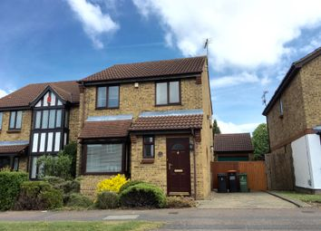 Thumbnail 3 bedroom detached house to rent in Laurelside Walk, Dunstable