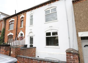 Thumbnail 3 bed terraced house to rent in Kings Street, Wellingborough