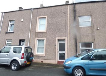 Thumbnail 2 bed terraced house for sale in The Crescent, Cleator Moor, Cumbria