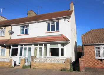 Thumbnail 3 bed end terrace house for sale in Fairfax Drive, Westcliff-On-Sea