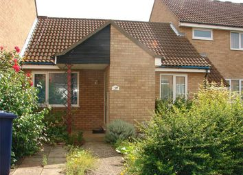 Thumbnail 2 bed terraced bungalow to rent in Waveney Road, St. Ives, Huntingdon