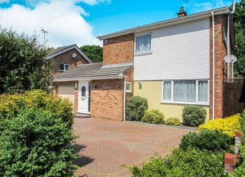 Thumbnail 4 bed detached house for sale in St. Mark Drive, Colchester