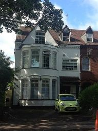 Thumbnail 1 bed flat to rent in Edward Road, Birmingham