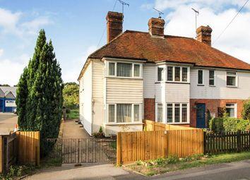 Ashford Road, Bethersden, Ashford TN26. 3 bed terraced house