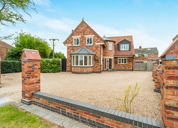 Thumbnail 3 bed detached house for sale in Ganstead Lane, Bilton, Hull